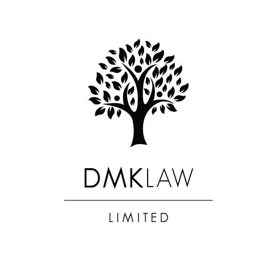 DMK Law logo header